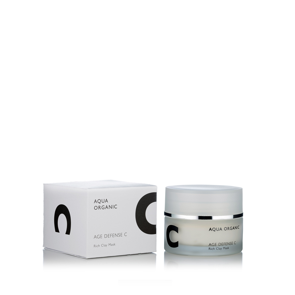 Age Defense C - Rich Clay Mask