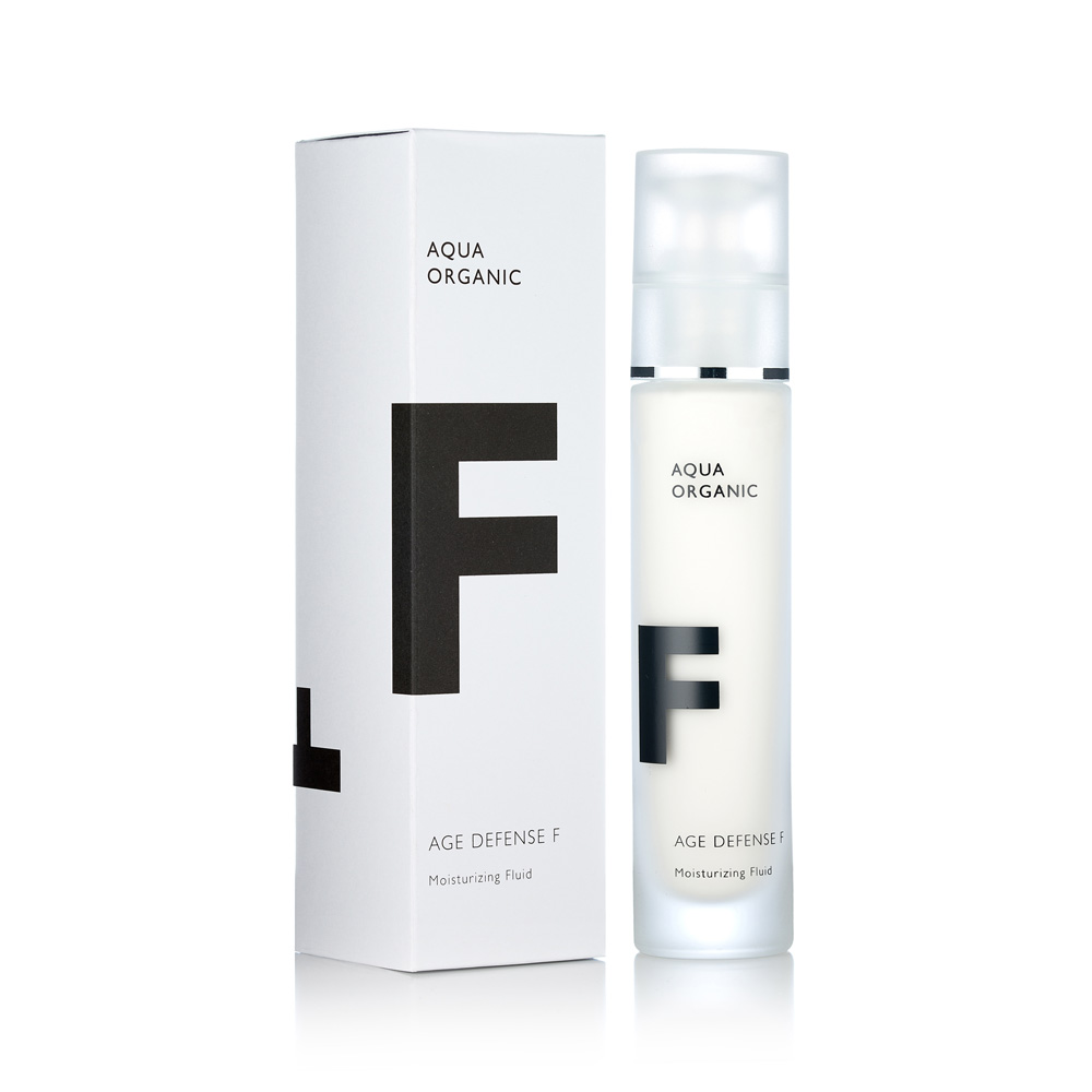 Age Defense F - Moisturizing Fluid