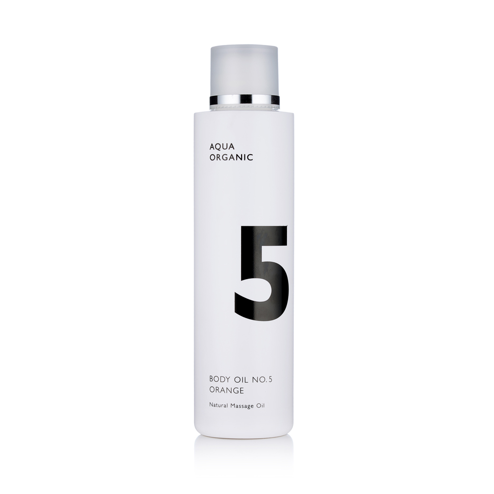 Body Oil No. 5 - Sinaasappel