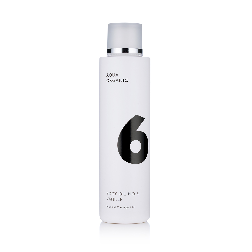 Body Oil No. 6 - Vanille