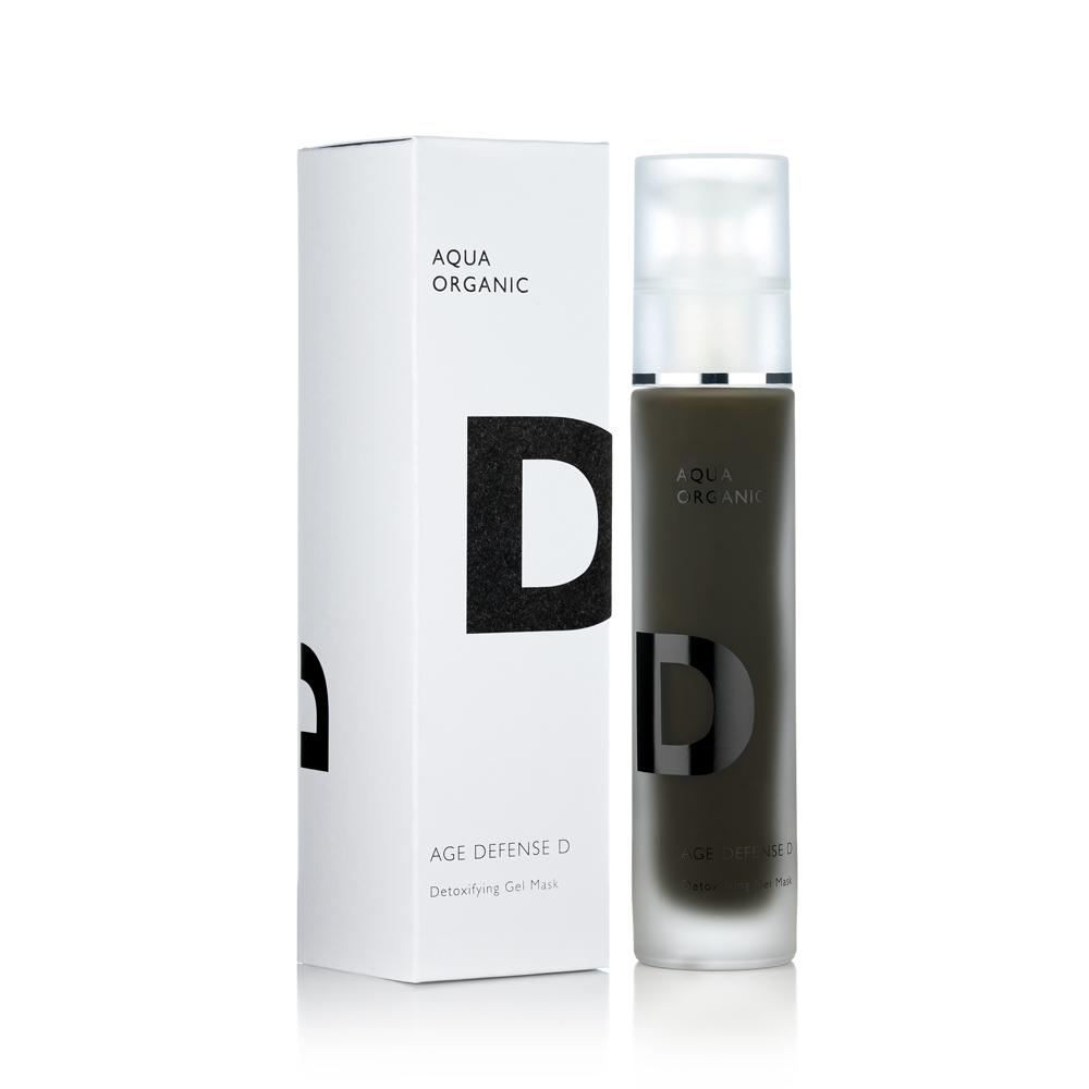 Age Defense D - Detoxifying Gel mask